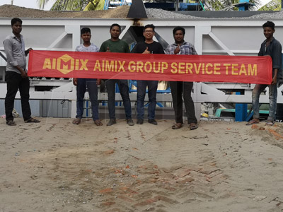 Aimix After Sales Service